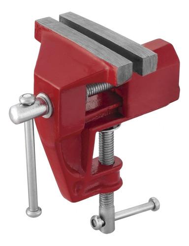 Mini Torno Bancada Fixo 141666 Worker