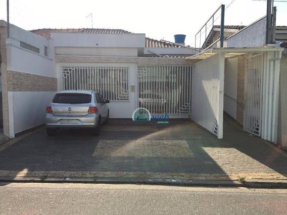 Casa Comercial Com Varias Salas Excelente Ponto - Campestre - Ca0225