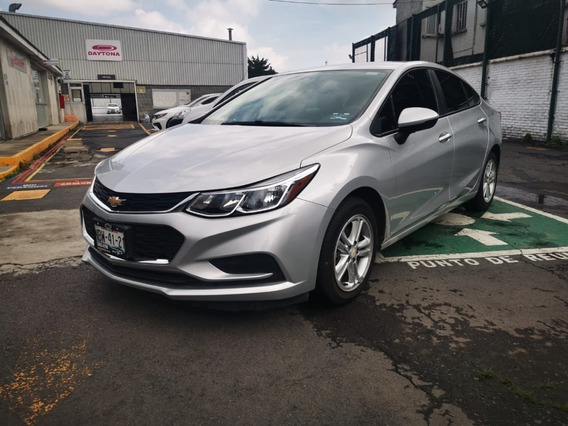 Chevrolet Cruze Ls Ta 2017