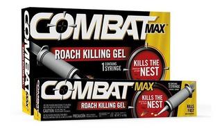 Gel Combat 60g Elimine Cucarachas Y Chiripas Original Usa