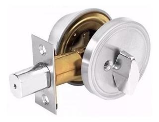 Chapa Cerradura Puerta Seguridad Topsecurity 45b Metalica