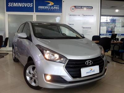 Hyundai Hb20 1.6 Comf Style At. 2016 Prata Flex