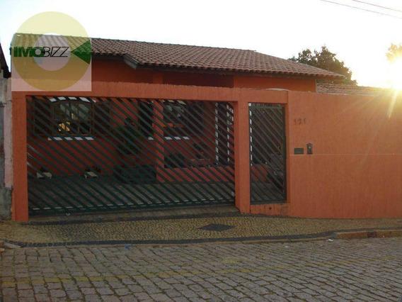 Casa Residencial À Venda, Vera Cruz, Valinhos. - Ca0735