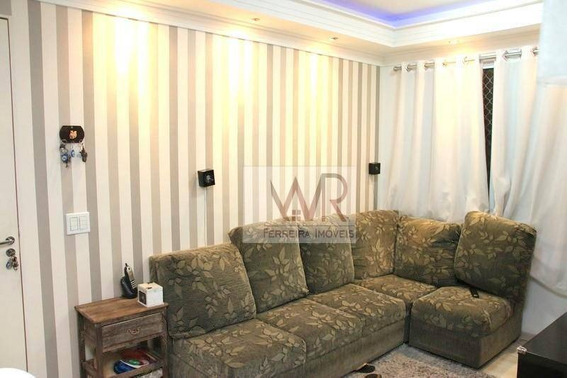 Apartamento À Venda, 50 M² Por R$ 175.000,00 - Jardim São Miguel - Ferraz De Vasconcelos/sp - Ap0293