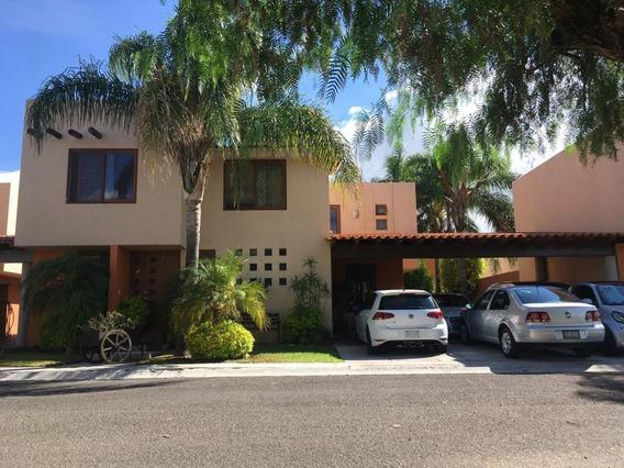 Casa En Venta Con Ampliación En Puerta Real Corregidora Fracc Con Vig 24/7
