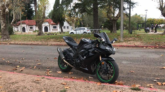 Kawasaki Ninja Zx-10r