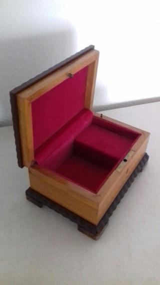 Caixa De Música Antiga Reuge