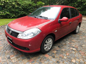 Renault Symbol 1.6 Authentique Pack Ii Abs 105cv 2013
