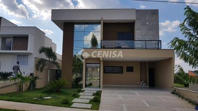 Casa Residencial À Venda, Condomínio Alto De Itaici, Indaiatuba - Ca1112. - Ca1112