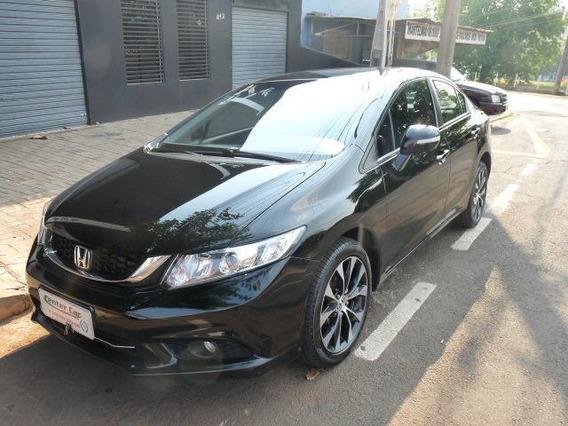 Honda / New Civic 2.0 Lxr Único Dono Flex Automático