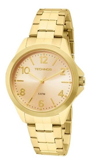 Relógio Technos Feminino Elegance Dress 2035mek/4x