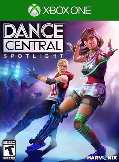 Dance Central Spotlight Xbox One Codigo 25 Digitos Original