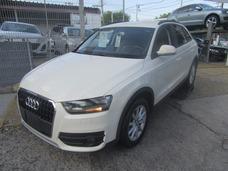 Audi Q3 Blanco 2013