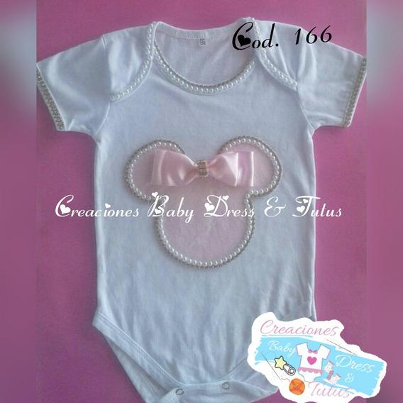 Bodys Y Para Bebes Personalizados Mickey Mouse Y Otros