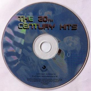 The 20 Th Century Hits. Cd Original, Usado
