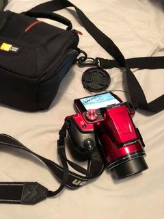 Cámara Profesional, Nikon Coolplix B500