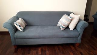 Sofas 3 -2-1 Ocasión Muebles De Sala De Primera Calidad