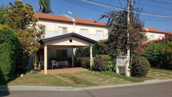 Casa Com 3 Dormitórios À Venda, 132 M² Por R$ 635.000,00 - Parque Rural Fazenda Santa Cândida - Campinas/sp - Ca14272