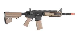 A&k Aeg M4 Casv Bk / Tan