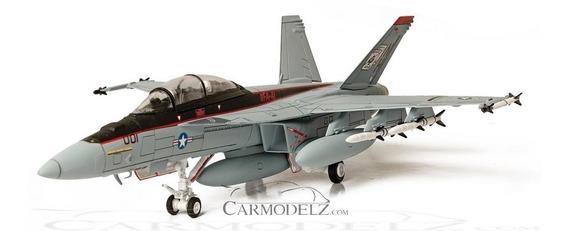 Avião F/a-18f Super Hornet, U.s. Navy Vfa-41 Black Aces Sq
