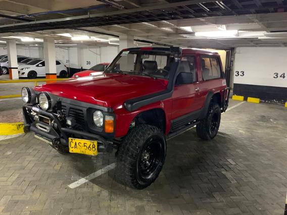 Nissan Patrol Y60 1992 Full 4x4 Mecanica