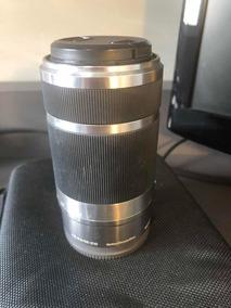 Lente Sony E-mount 55-210mm F4.5-6.3
