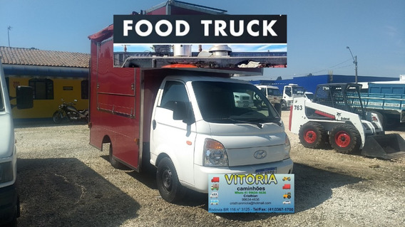 Hyundai Hr Food Truck Ano 2009