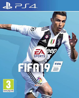 Fifa 19 Ps4 Fisico Playstation 4 Ps4 Mejor Precio