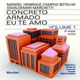 Concreto Armado Eu Te Amo - Vol. 1 - 9ª Ed
