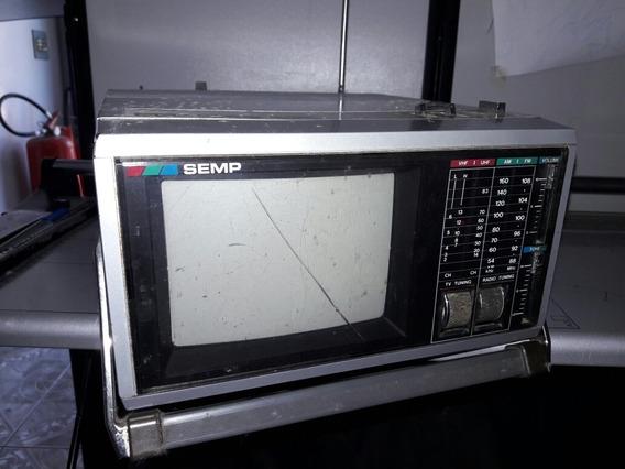 Tv Semp Toshiba De 6 Pol, Radio