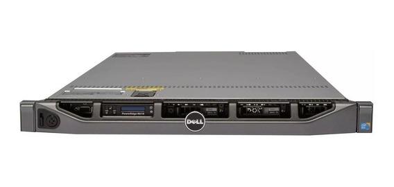Servidor Dell Poweredge R610 2 Xeon Quadcore 64gb Hd 2x300gb