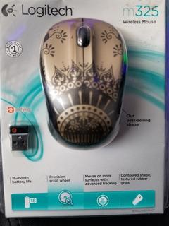 Mouse Logitech M325 Inalambrico