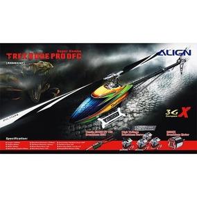 Align T-rex 800e Pro Dfc Super Combo Rh80e03xw