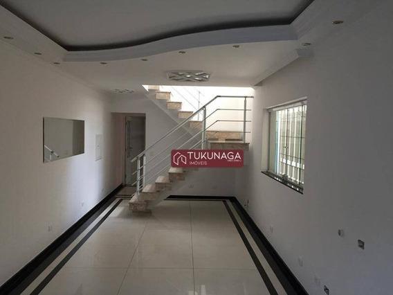 Sobrado Com 3 Dormitórios À Venda, 200 M² Por R$ 851.000 - Vila Galvão - Guarulhos/sp - So0558