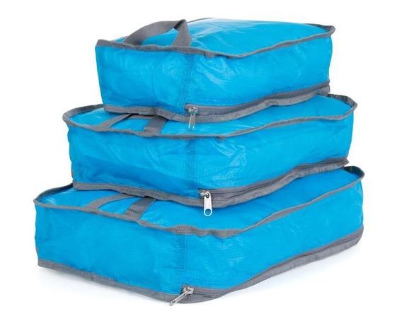 Bolsas De Viaje Action Azules