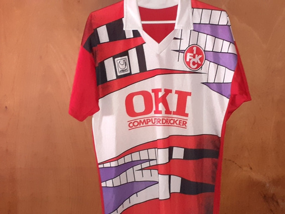Camiseta De Kaiserlautern 1991 Original