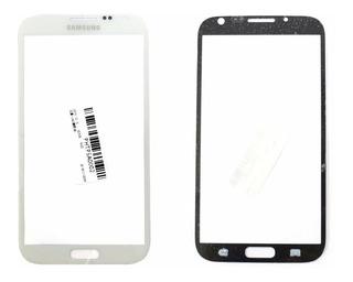 Tela Frontal Para Samsung Note 2 Branco Tela 5.5 Sem Touch