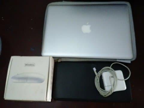 Macbook Air 13 (full Acsesorios)
