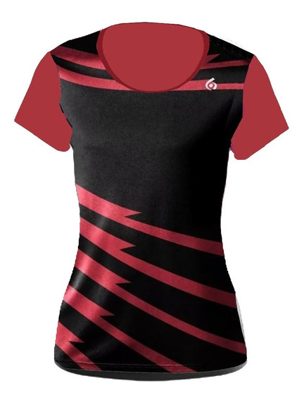 Camisetas Futbol Femenino Sublimadas Mujer Gol De Oro X10u