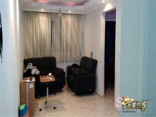 Apartamento Jardim Norma - Ap0737