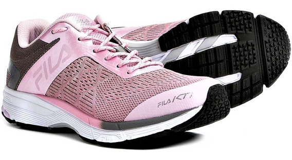 Tênis Feminino Fila Kt1 Running Original Corrida