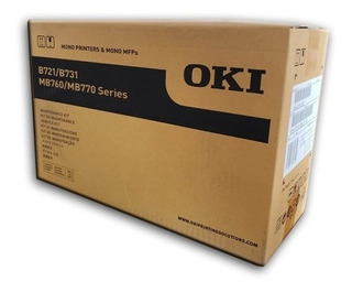 Oki Fusor Kit P/ Mps-5501b B721/b731 Mb770/760 Series