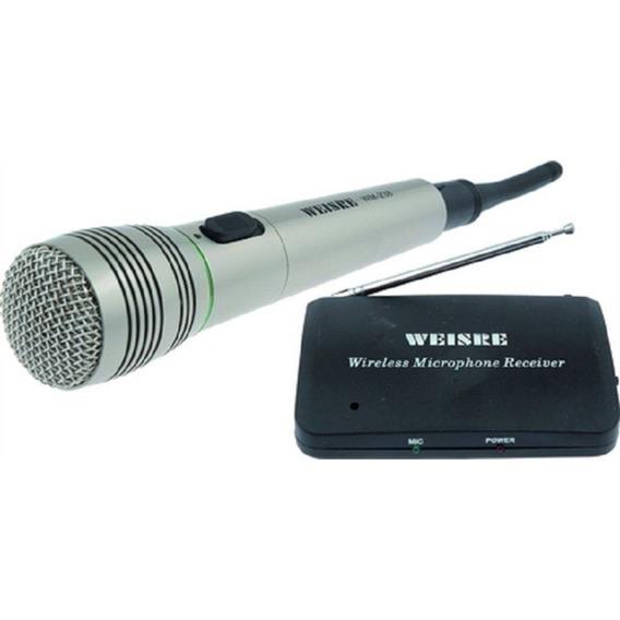 Weisre Microfone Sem Fio Wm-238