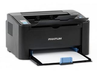 Impresora Laser Monocromatica Wifi Pantum P2500 W A4 Oficio