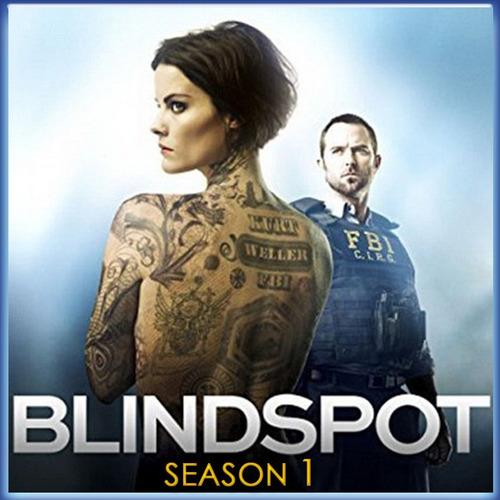 Imagem 1 de 3 de Blindspot 1ª Temporada Completa 2016 Serie Legendada 8 Dvds