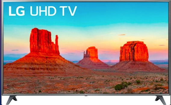LG 75 4k Hdr Smart Led Uhd