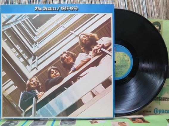 The Beatles 1967 - 1970 Lp Apple Com Encartes Álbum Duplo
