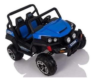 Auto Infantil Jeep Eléctrico 4x4 A Batería Y Control Remoto