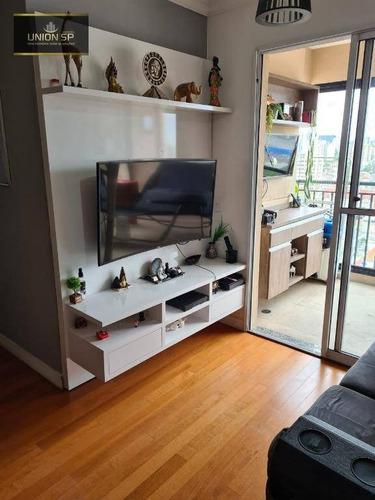 Apartamento À Venda, 59 M² Por R$ 498.200,00 - Barra Funda - São Paulo/sp - Ap48466