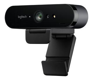 P Webcamb Logitech Brio 4k Pro Ultra Hd Usb 3.0
